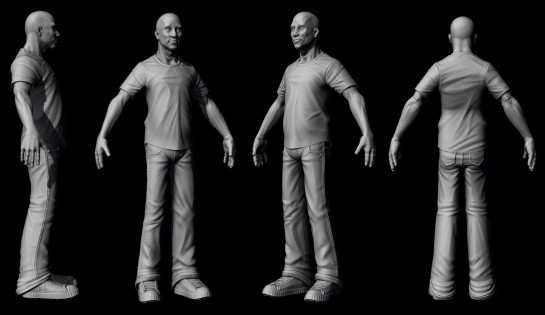 Freelance Sculpt