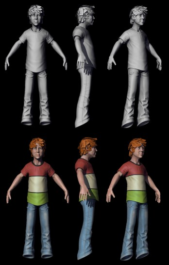 Kid Sculpt