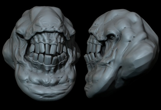 Monster Sculpt 2