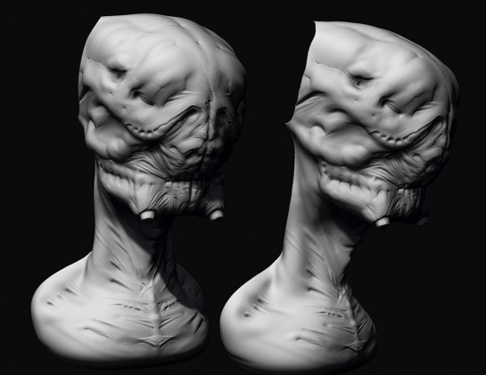 Sculpt Day 8