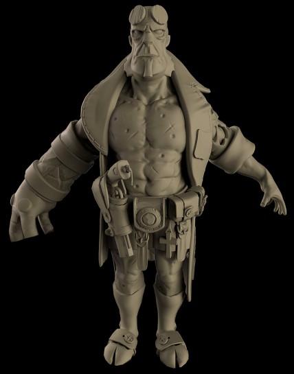 Hellboy Update