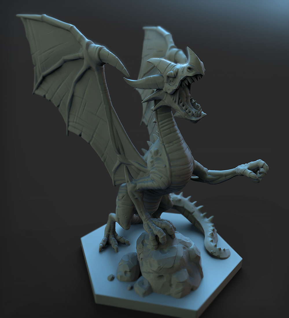 Undead Dragon_1